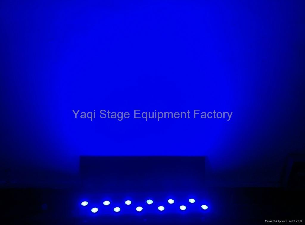 LED洗墙灯 12*10W RGBW四合一 3