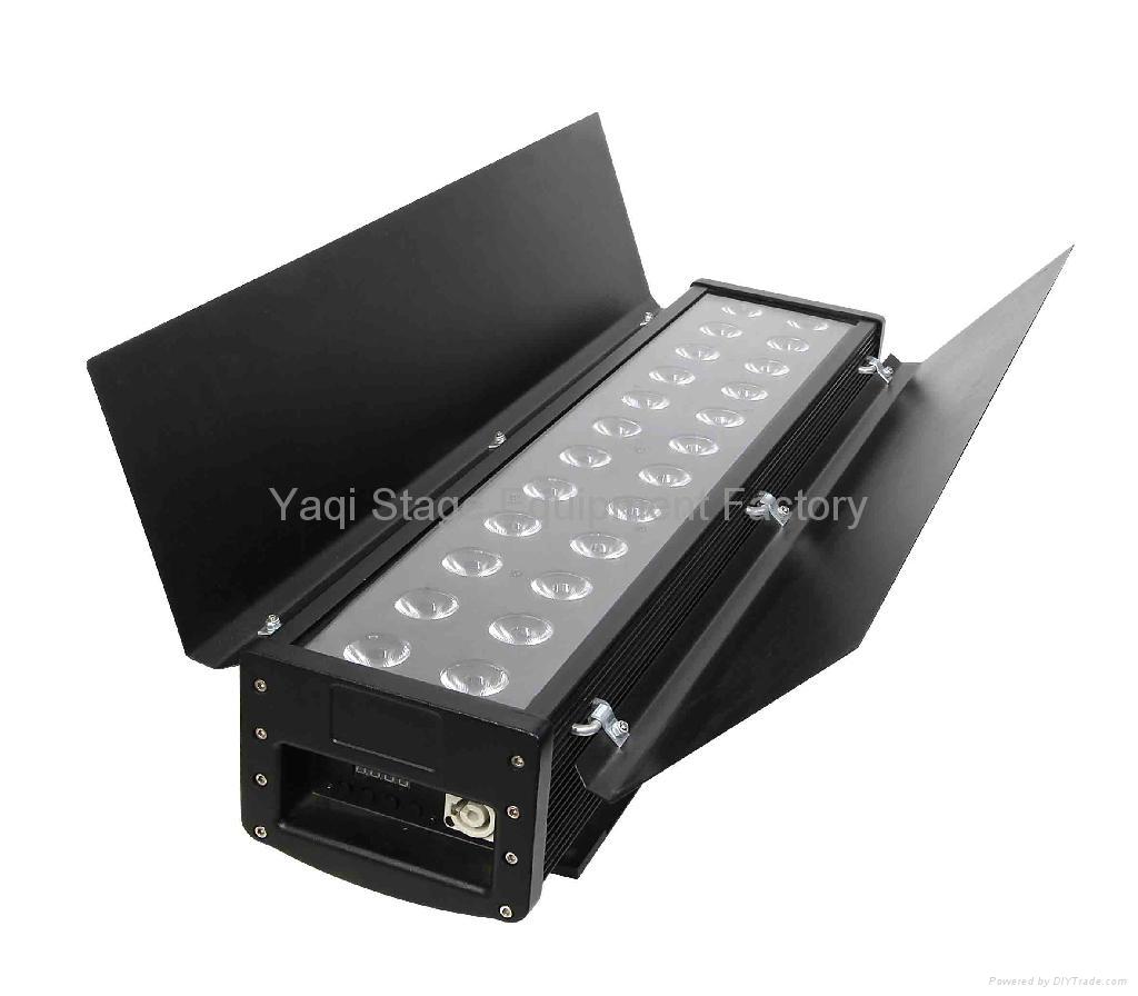 LED WALL WASHER 24*3W RGB 3IN1 1