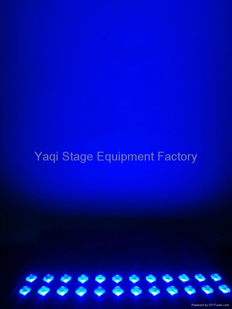 LED WALL WASHER 24*3W RGB 3IN1 4