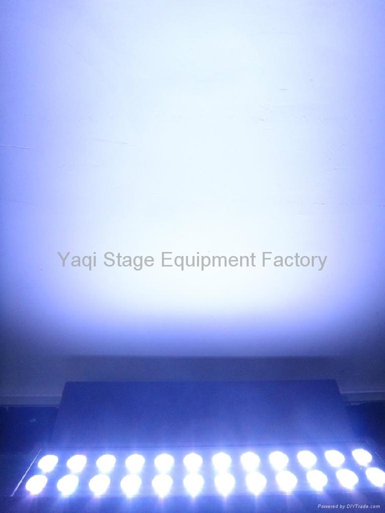 LED WALL WASHER 24*3W RGB 3IN1 5