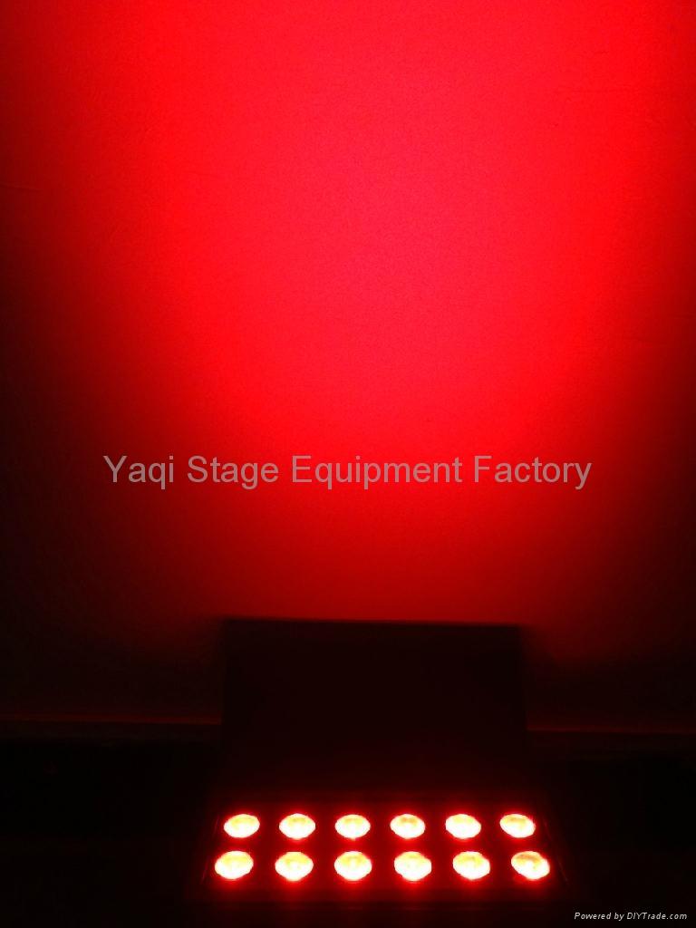LED WALL WASHER 12*3W RGB 3IN1 2