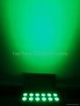 LED WALL WASHER 12*3W RGB 3IN1