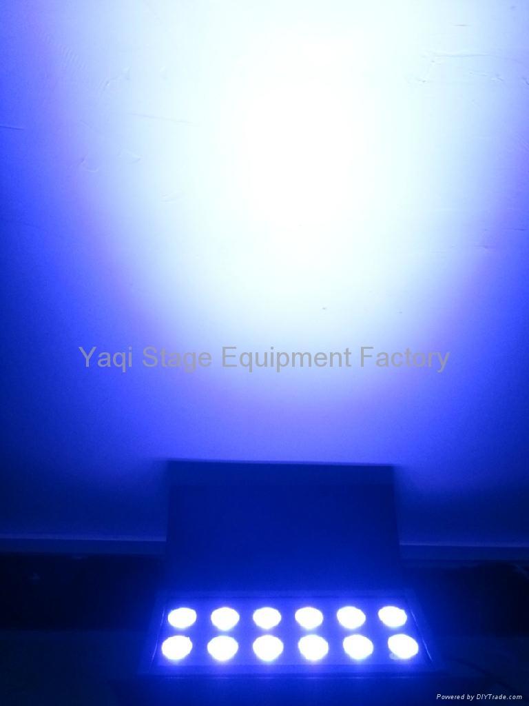 LED WALL WASHER 12*3W RGB 3IN1 5