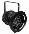 LED PAR64 WITH CLIP