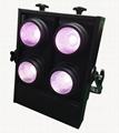 COB BLINDER 4*100W RGB