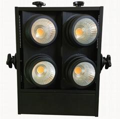 LED觀眾燈 4*100W 暖白