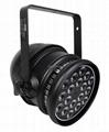 LED PAR64 180W RGBW 4IN1