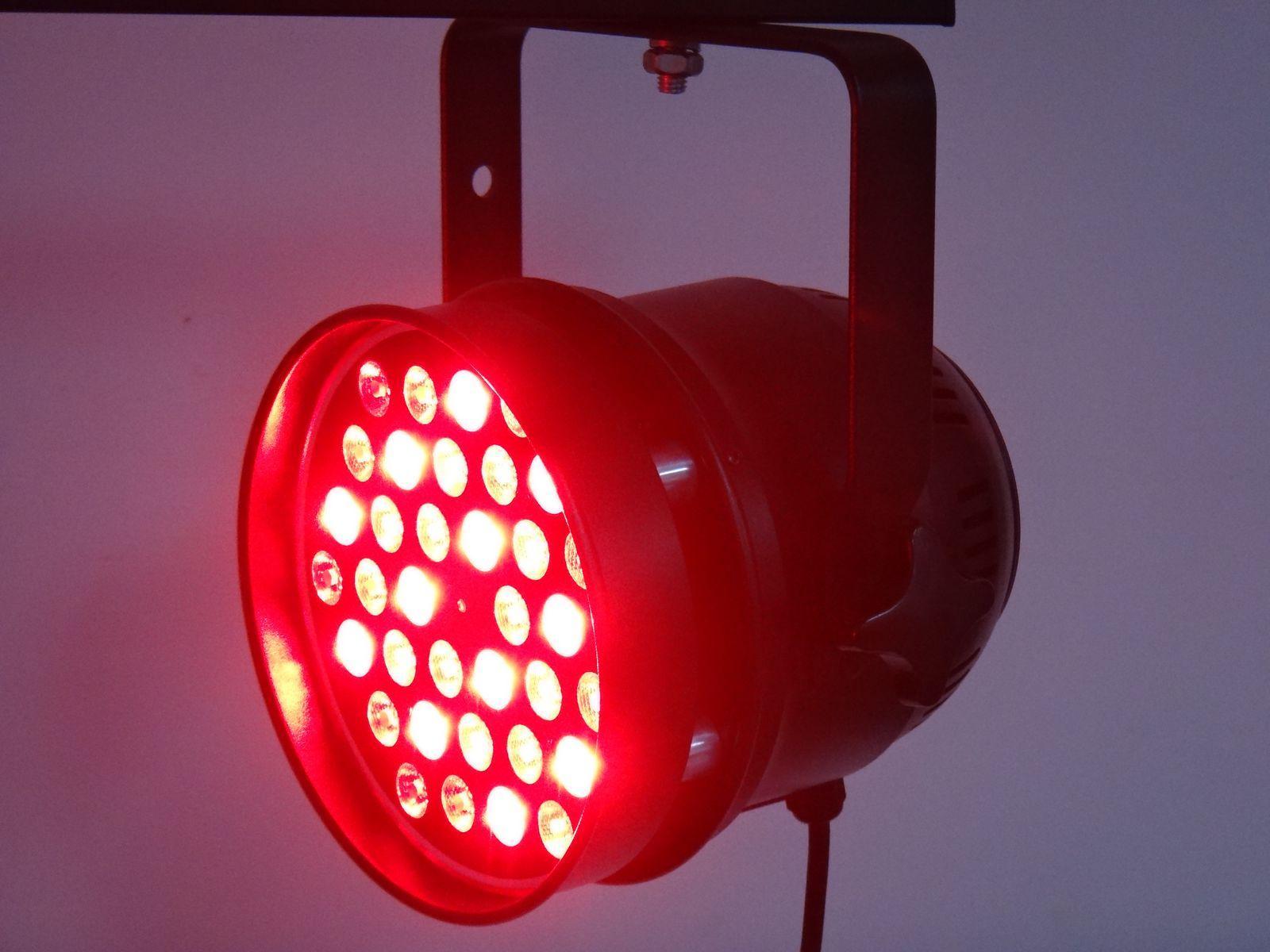 LED PAR56R 36*3W RGB 3