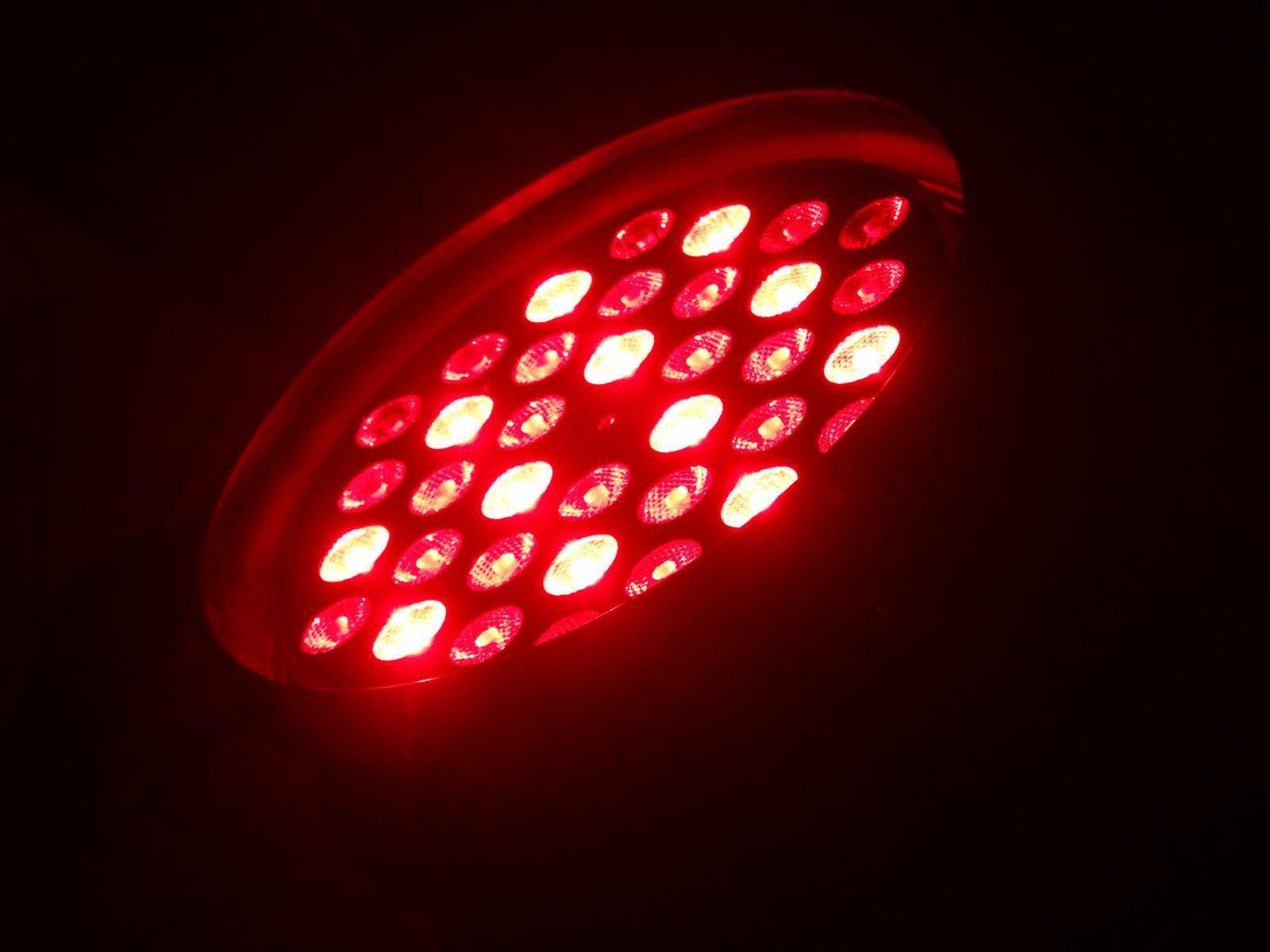 LED PAR64 36*3W RGB 3