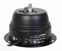Heavy duty mirror ball motor