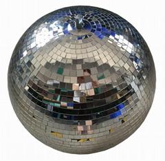 舞臺玻璃球