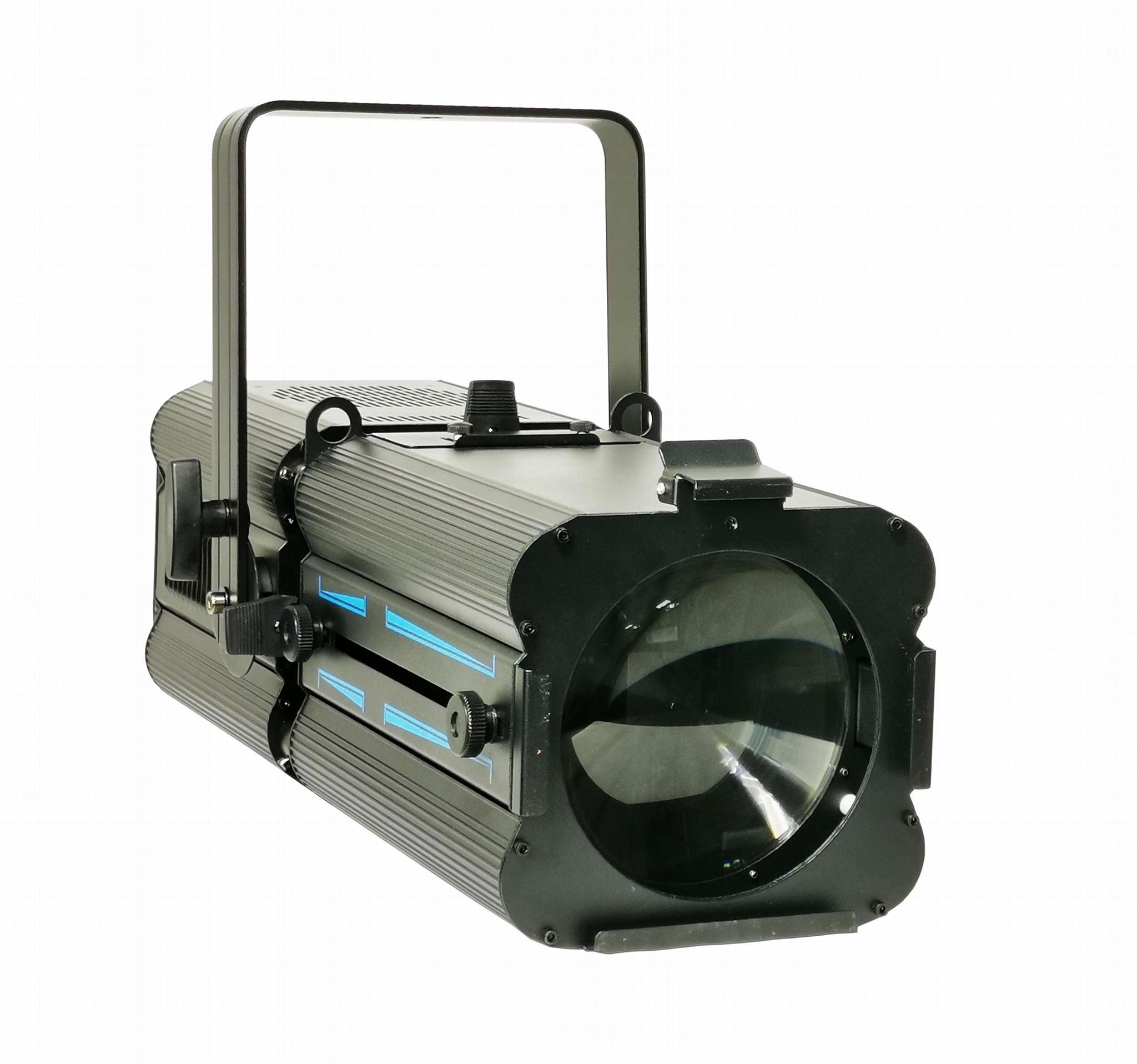 LED ZOOM PROFILE SPOT 200W 1