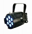 小帕燈7*8W RGBW四合一