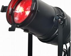LED ZOOM PAR64 COB 200W RGBW IP