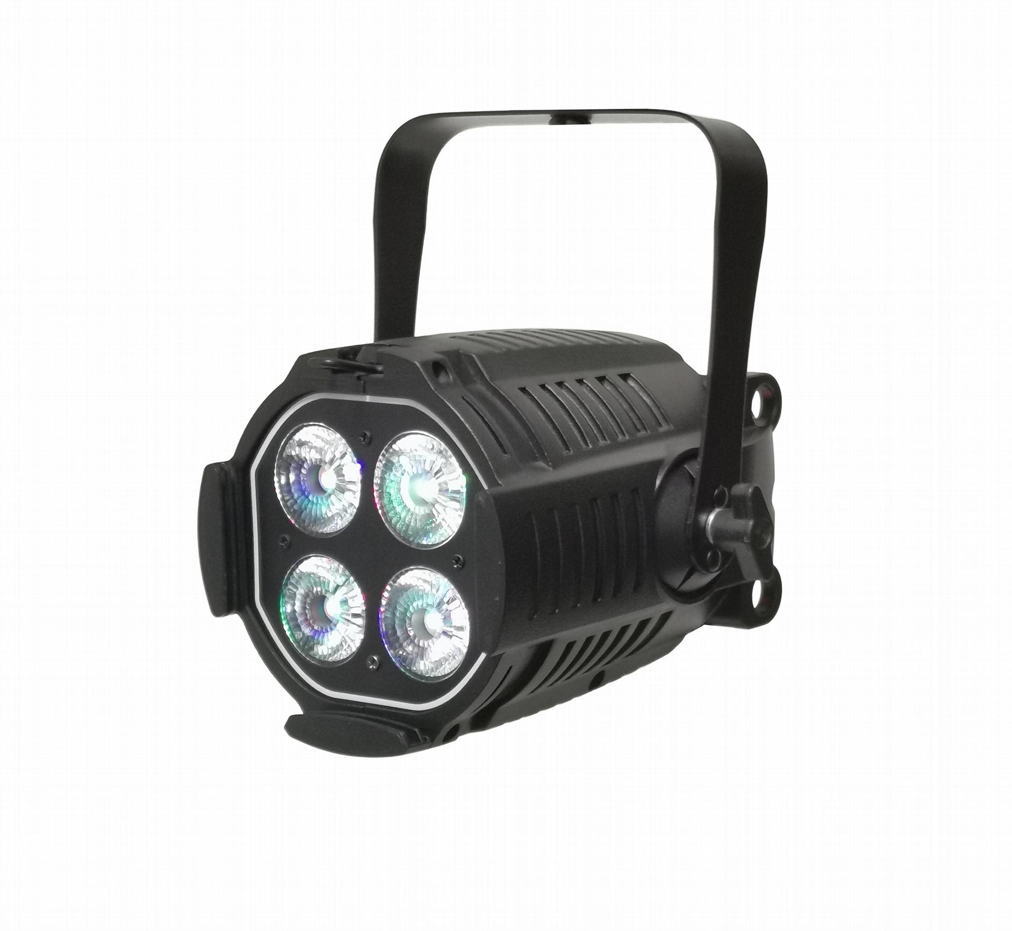 LED小帕灯4颗*10W五合一 6