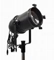 100W COB PAR64暖白麵光燈調焦防雨型