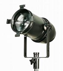 COB面光灯 100W暖白 调焦防雨型