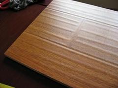 handscraped surface lami