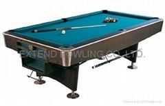 pool table/American bill