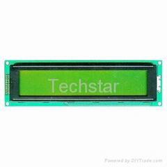 40x4 character LCD Module