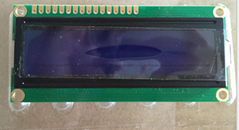 16X2 character LCD Module/TS1620A-21