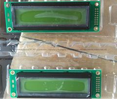 20x2 character LCD Module