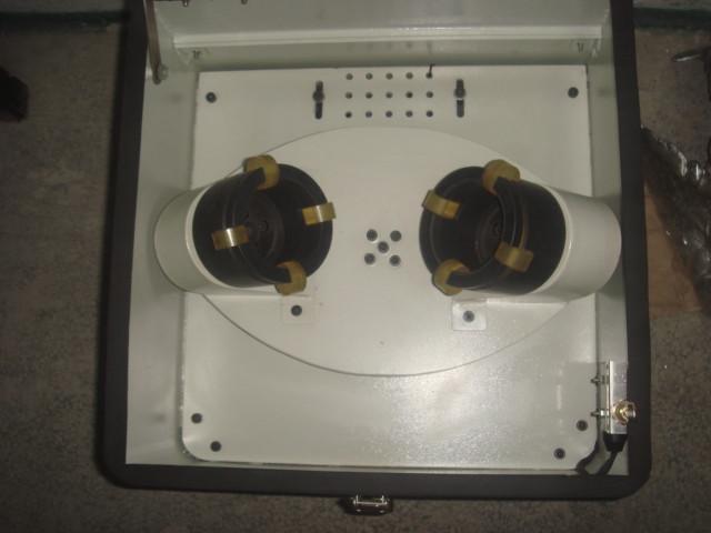 Multifunctional solder paste mixer 4