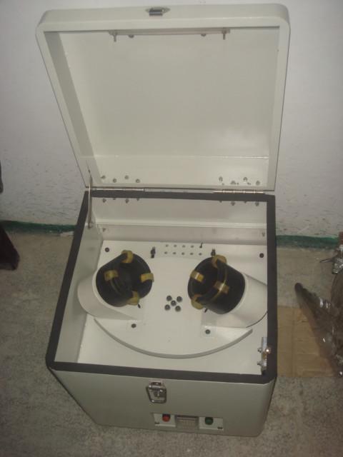Multifunctional solder paste mixer 6