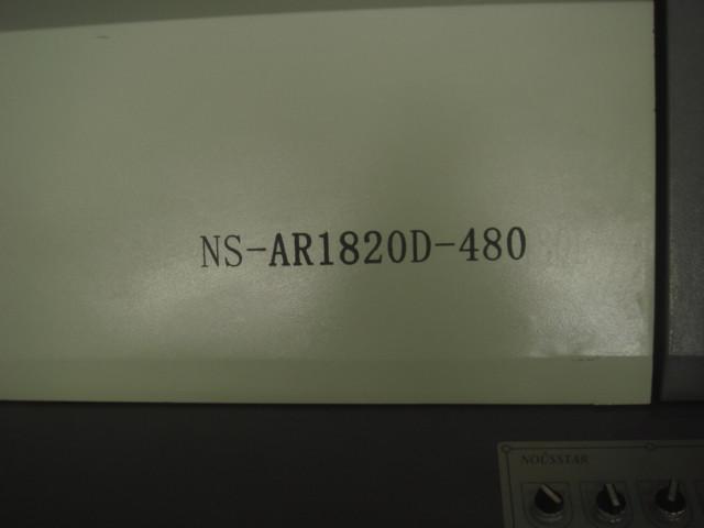 諾斯達無鉛八溫區回流焊 3