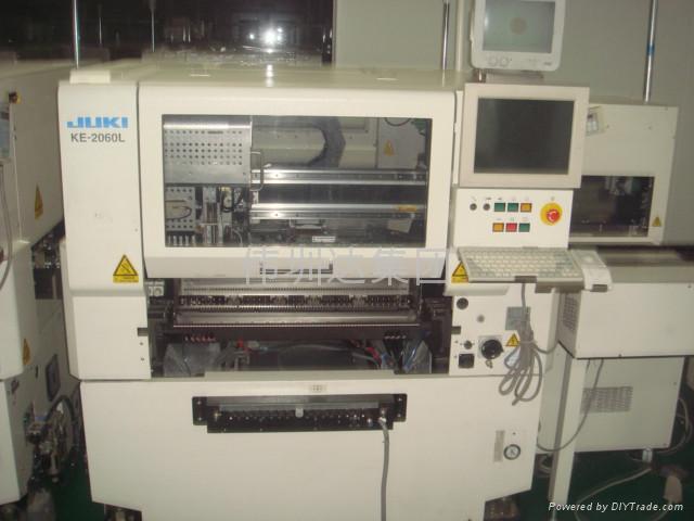 JUKI KE2050M二手中速貼片機 1