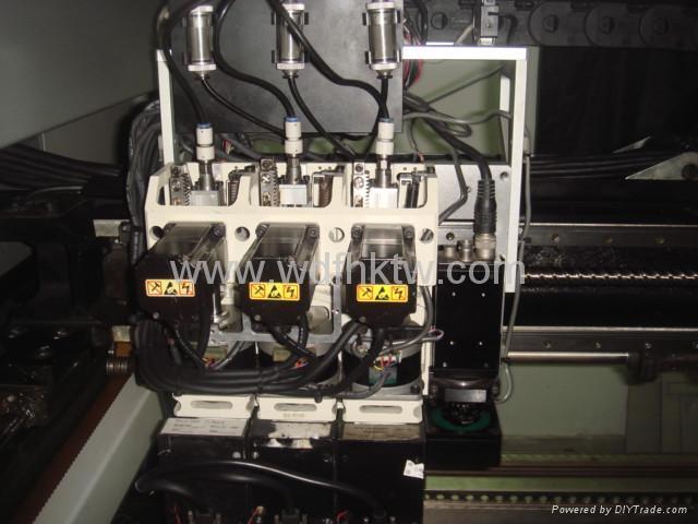 三星CP45FV多功能贴片机 2