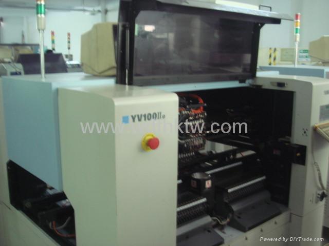 YAMAHA YV100II 100X中速貼片機 3