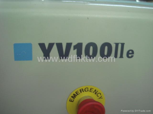YAMAHA YV100II 100X中速貼片機 5