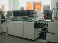 Panasert AVK高速轴向组件插件机.(卧式机)