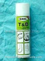 BIRAL T&D 噴霧式高濃度潤滑油