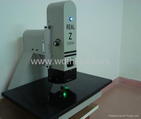 2D 锡膏厚度检测仪 REAL Z 3000 1