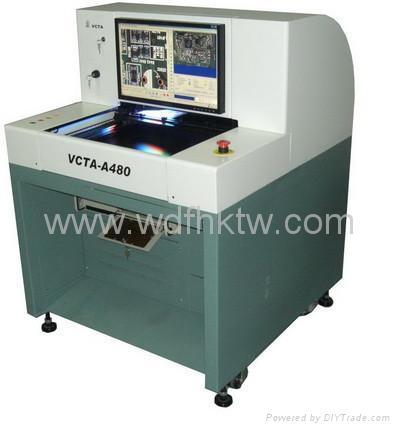 光學自動檢測器AOI VCTA-A480 1