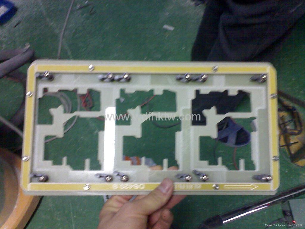 玻纖板過爐載具 2