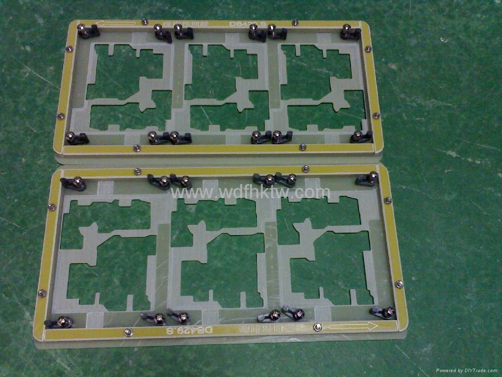 玻纖板過爐載具 3