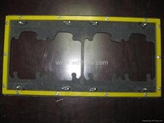 電源板雙面合成石過爐治具