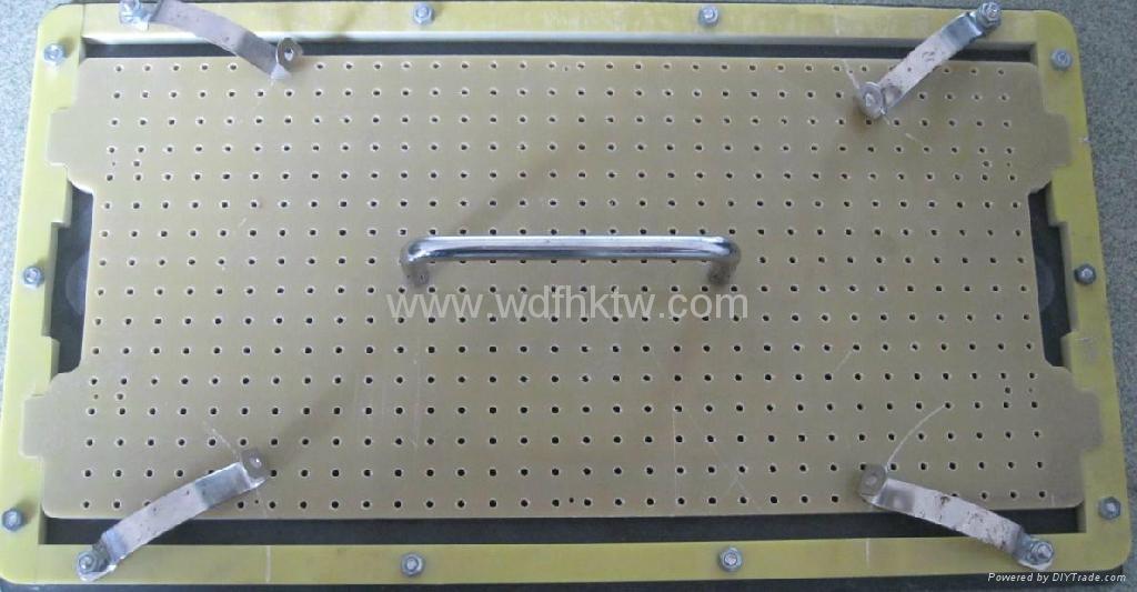 LEDP10顯示屏合成石錫錫膏製程過爐治具 1