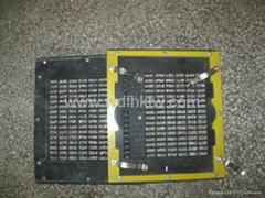 LEDP12顯示屏合成石錫錫膏製程過爐治具