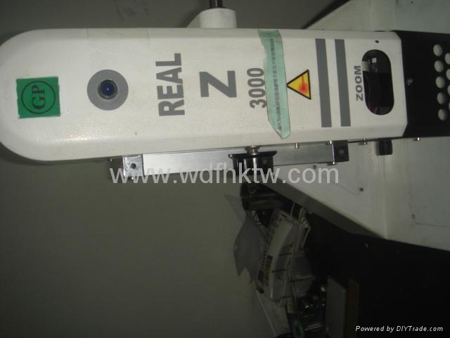2D 锡膏厚度检测仪 REAL Z 3000 3