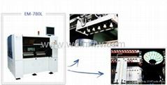 2.4M LED灯条贴片机EM-780L