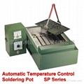 自动温度控制-手浸式锡炉