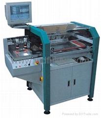 自動SMT錫漿絲印機