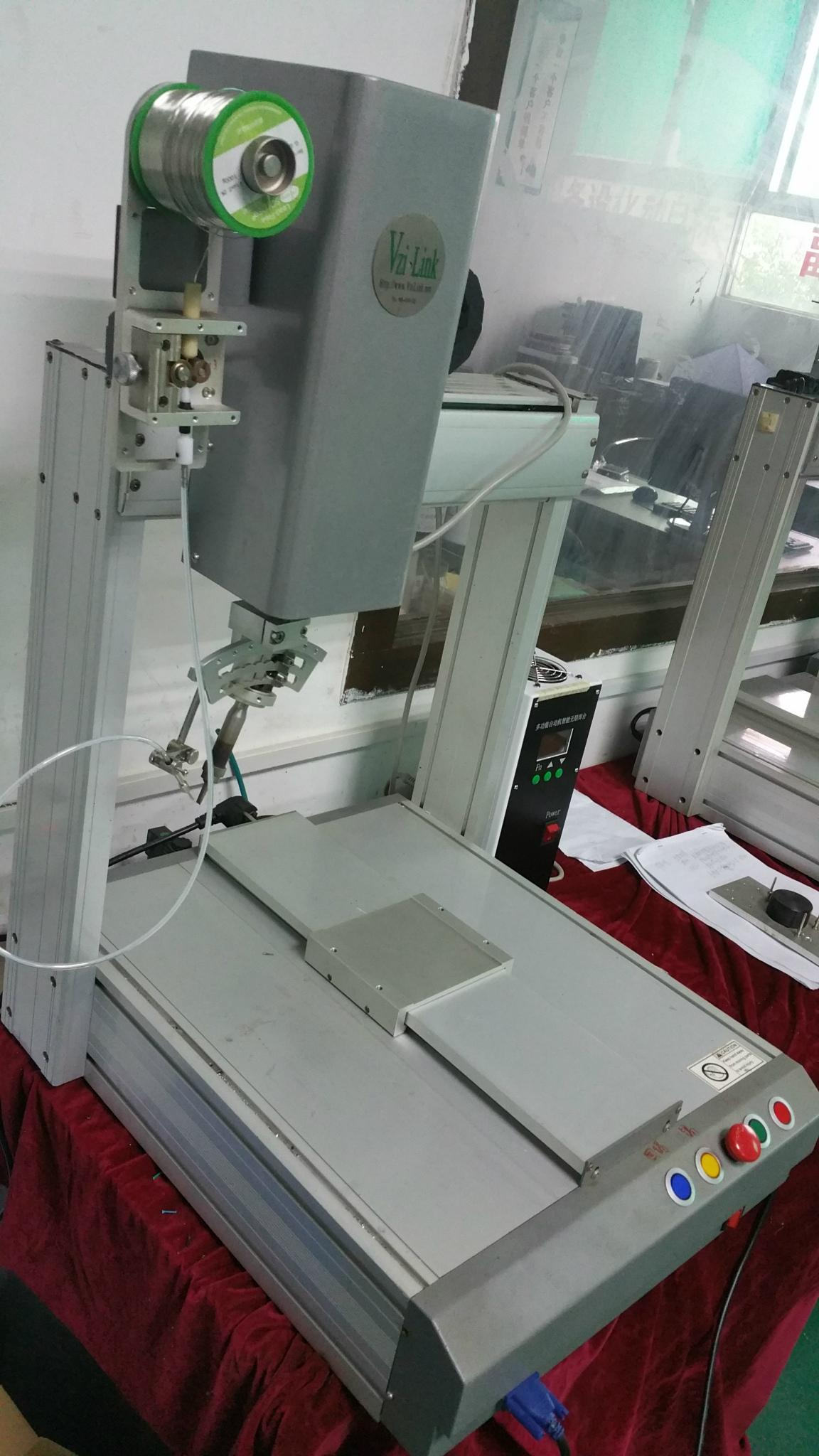 automatic soldering robot Applicable 4