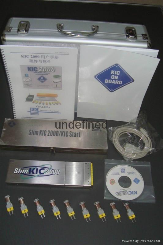 爐溫測試儀-美國KIC START六通道爐溫曲線測試跟蹤儀 8