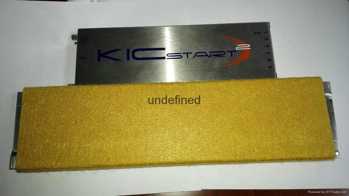爐溫測試儀-美國KIC START六通道爐溫曲線測試跟蹤儀 10
