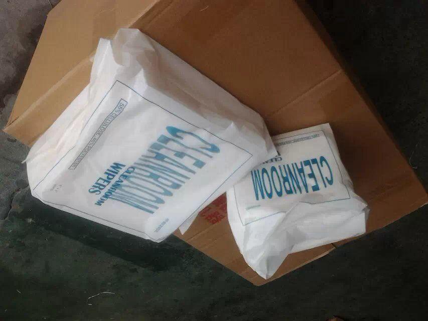 钢网擦试纸-工业无尘纸 SMT连接胶片 12